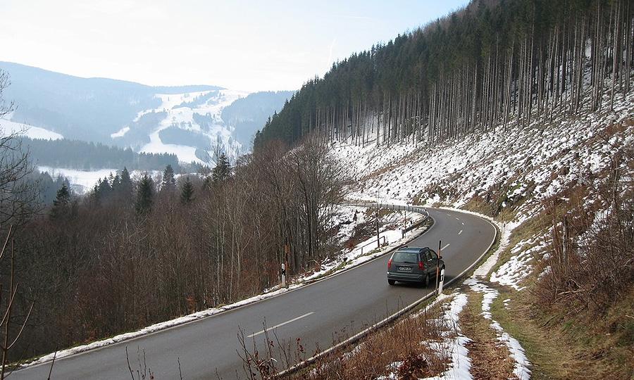 В Красноярске открылась 32-километровая объездная дорога