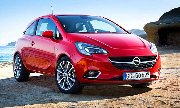 Opel рассекретил новую Corsa