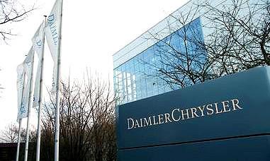 ГАЗ и DaimlerChrysler объединят платформы