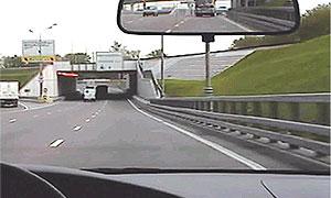 На Минском шоссе поставят автоматические радары