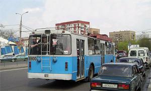Троллейбусы научились ездить там, где нет проводов