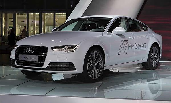 Водородный Audi A7 разгоняется до «сотни» за 7,9 секунды