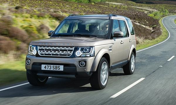 Jaguar Land Rover отзывает автомобили в России из-за проблем с двигателями
