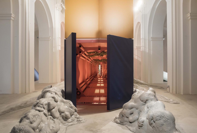 Центр современного искусства Nikolaj Kunsthal