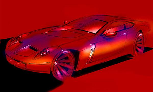 Первый африканский суперкар будет называться Strada