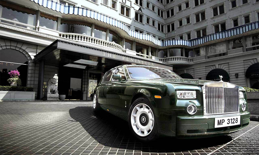 Москва стала вторым городом в мире, где  есть два шоурума Rolls-Royce
