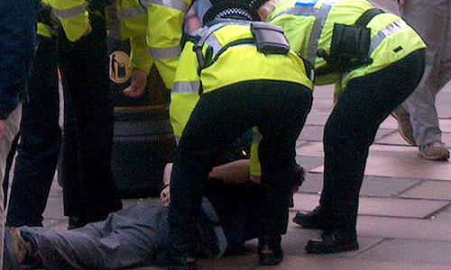 В Ирландии полиция арестовала ветеранов Ирландской республиканской армии