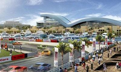 В Абу-Даби построят парк развлечений Ferrari
