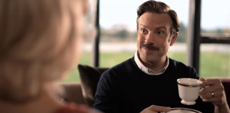 Кадр из сериала «Тед Лассо»