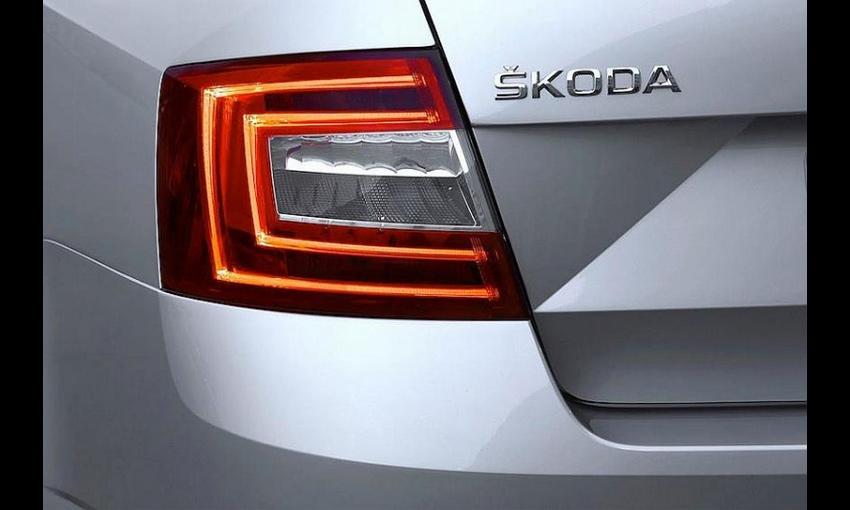 Skoda Octavia III: опубликовано официальное фото