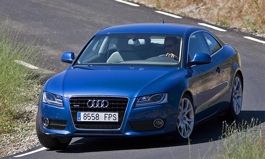 Audi A5 – разоблачение автомобиля года