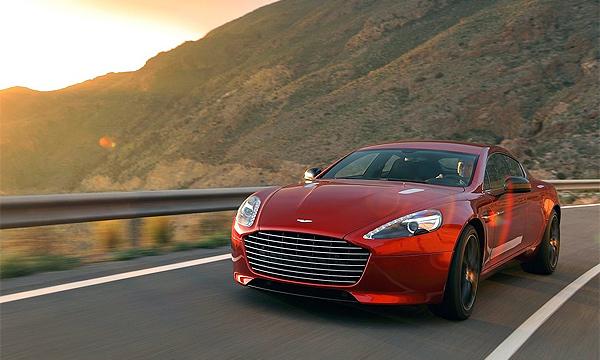 Aston Martin Rapide S будет стоить больше 10 миллионов рублей