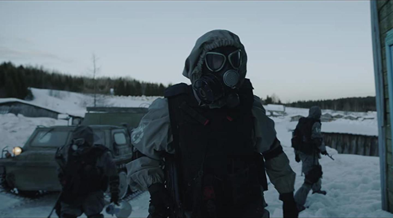 Кадр из фильма «Эпидемия. Вонгозеро»