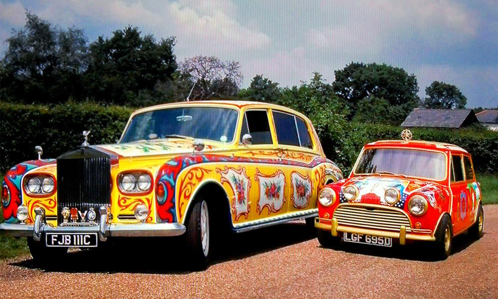 Искусство создавать: как автомобили превращаются в шедевры