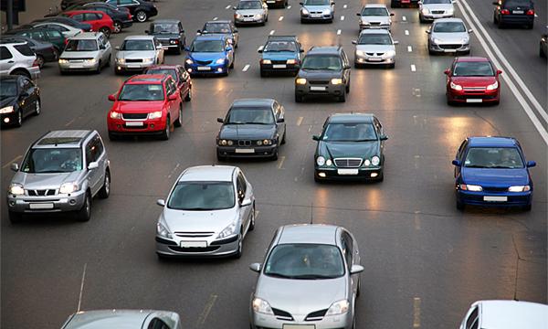 Россия заняла 5 место в мире по величине автопарка