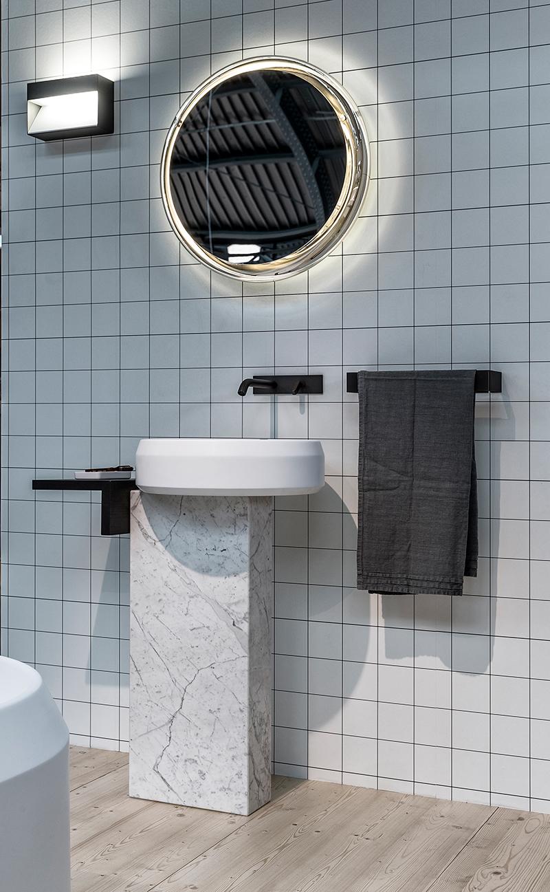Раковина и ванная Lariana, Agape