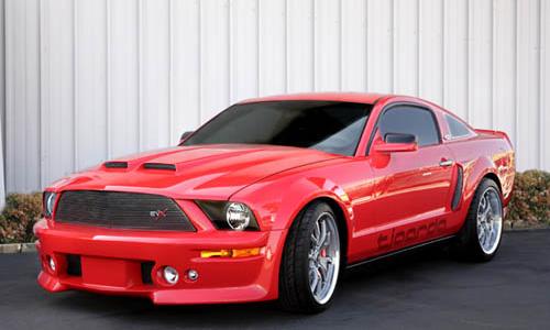 Суперкары Shelby Cobra и Mustang обзавелись электромоторами