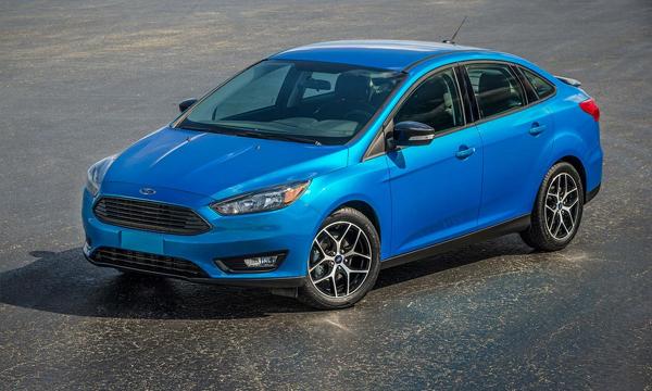 Ford представил обновленный седан Focus