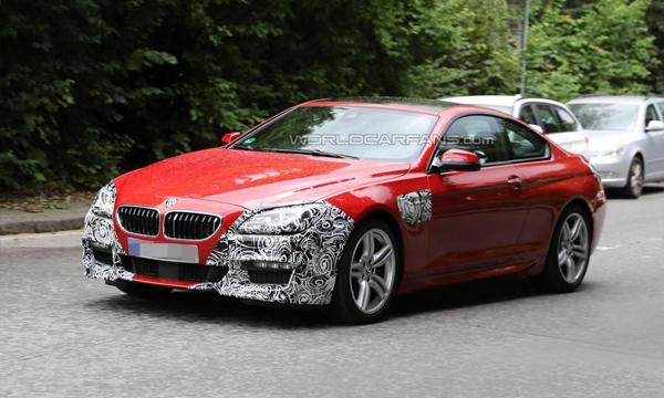 BMW готовит рестайлинг для 6-Series