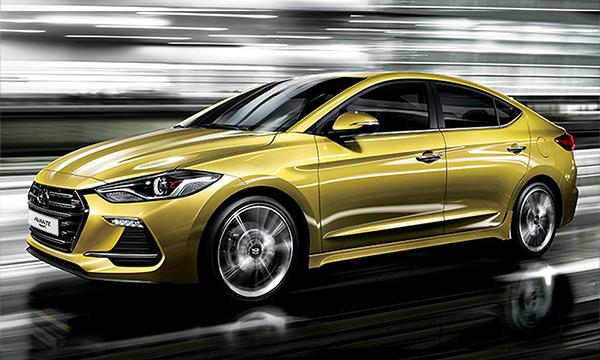 Hyundai Elantra Sport получил 200-сильный мотор