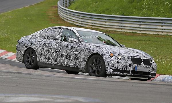 BMW представит новое поколение 7-Series в 2016 году