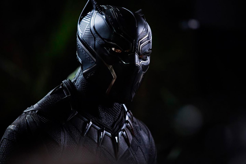 Кадр из фильма «Черная Пантера», 2018