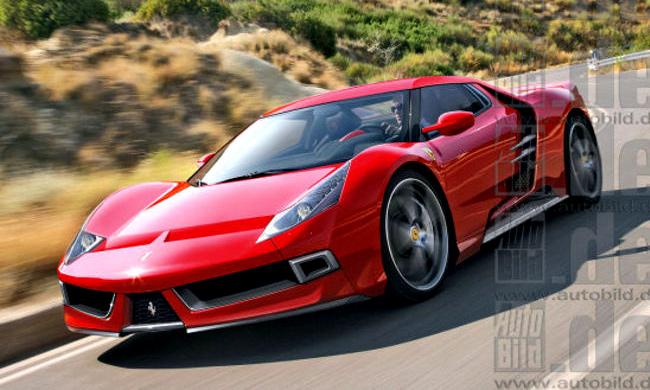 Все, что нужно знать о новом Ferrari Enzo
