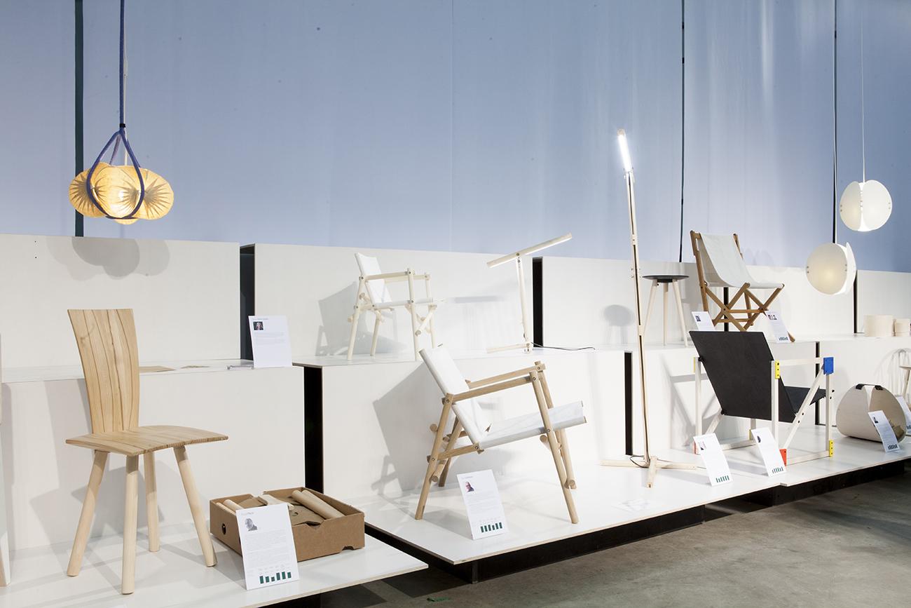 EcoDesign. Выставка Habitare