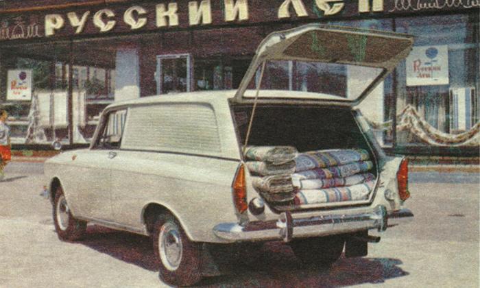 «Москвичи»-трудяги. Как появился на свет знаменитый «каблучок» Иж-2715