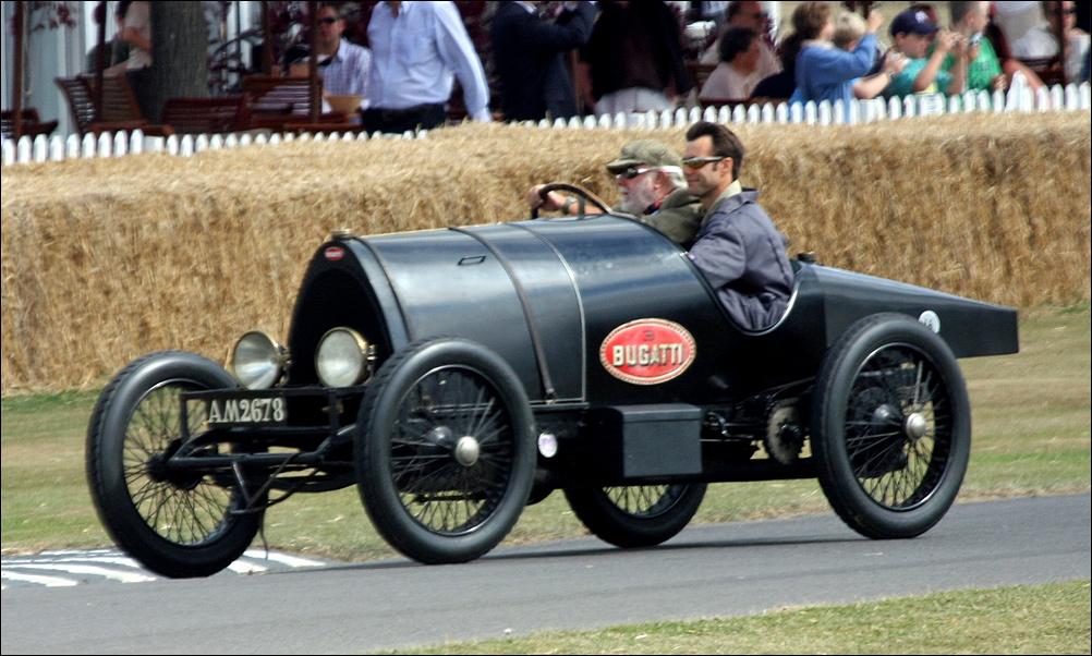 Bugatti. Новый автомобиль от создателя марки