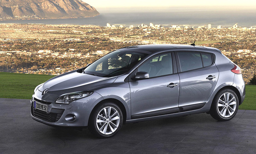 Renault Megane признан самым безопасным автомобилем всех категорий