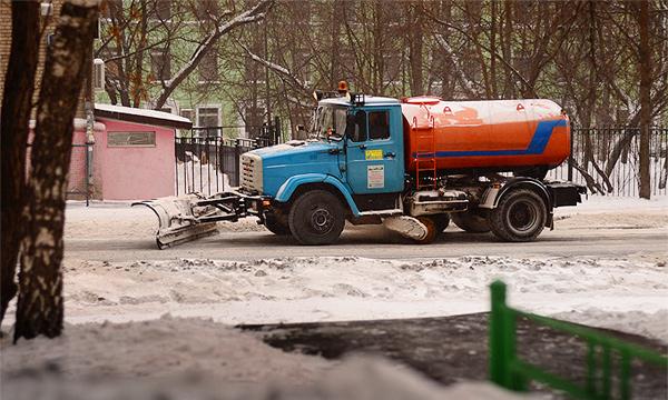 Чем всю зиму поливали Москву