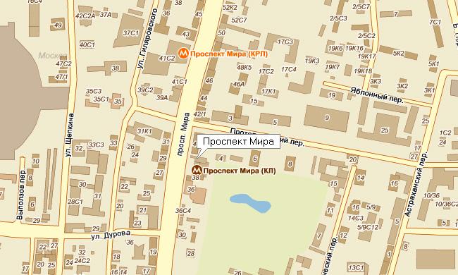 Станция метро Проспект Мира (кольцевая) меняет режим работы