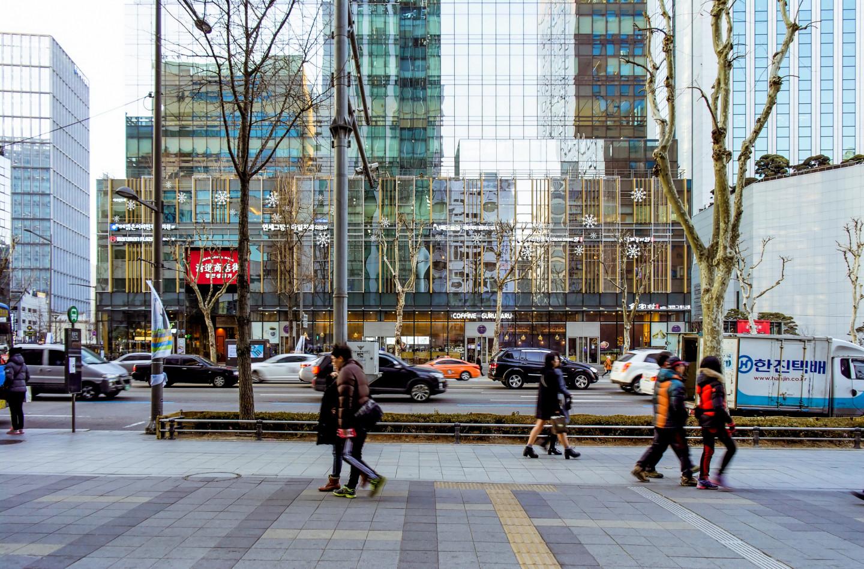 Центр Сеула