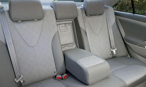 В России будут выпускать сиденья для автомашин Toyota Camry