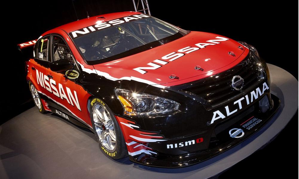 Nissan Altima V8 Supercars race car