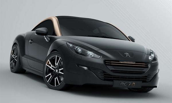 Peugeot RCZ получил 260 лошадиных сил и приставку R