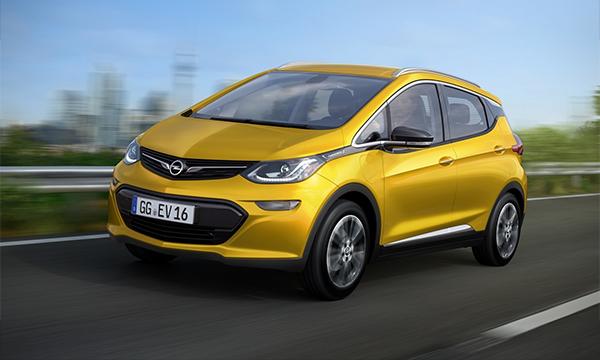 Новый электрокар Opel Ampera-е начнут собирать в США