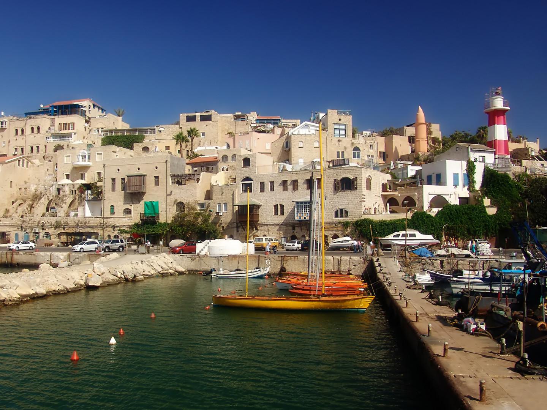 Старый порт Яффо, Тель-Авив