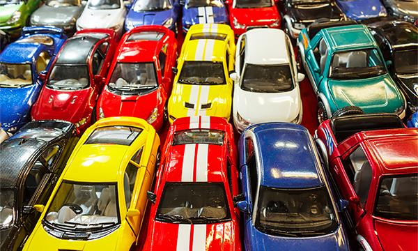 Дело в масштабе: как автомобили рассекречивают через игрушки