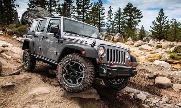 Новый Jeep Wrangler получит несущий кузов вместо рамной конструкции