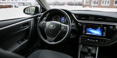 Мультимедийная система «Тойоты» лишена навигации