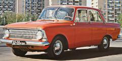 Москвич-412  Самый массовый двигатель «Москвичей» УЗАМ-412— вовсе некопия немецкого BMW М10. Уфимские мотористы, конечно, изучали немецкий аналог, ноих мотор отличался весьма значительно идляконца 1960-х был вполне современным: алюминиевая головка блока сполусферическими камерами сгорания, верхний распредвал, V-образно расположенные клапаны. Уфимский двигатель устанавливался с20-градусным наклоном изкомпоновочных соображений идляпростоты обслуживания.