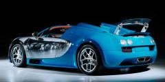 Bugatti Veyron Grand Sport Vitesse Meo Constantini— дань памяти главе гоночной команды Bugatti и успешному гонщику, который принес компании две победы в самой престижной гонке тех лет, «Тарга Флорио».
