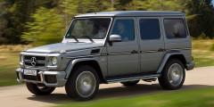 Daimler выпускает сразу две AMG-версии внедорожника G-Class. «Базовая» G63 оснащается мотором V8 с двумя турбокомпрессорами (544 л.с. и 760 Нм) и способна разгоняться до 100 км/ч за 5,4 секунды. Старшая версия G65 оснащается V12 на 612 л.с. и 1000 Нм тяги, обеспечивающим разгон с места до «сотни» за 5,3 с, однако максимальная скорость ограничена на отметке 230 км в час. Топ-версия AMG стоит почти вдвое дороже: 21 против 12 млн руб. за G 63. Оба внедорожника можно заказать в «безумных цветах».