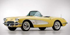 Chevrolet Corvette (1955 год)   Жора Аркус-Дантов  Захарий Аркус-Дантов родился в Бельгии, но затем жил в Ленинграде. Оттуда его семья перебралась в 1927г. в Берлин, затем были Париж и Нью-Йорк. В 1953г. автомобильный конструктор и гонщик увидел прототип Corvette Motorama. Захарий, сменивший имя на Жора, написал в GM письмо о том, каким должен быть молодежный спорткар. Итогом стало приглашение Аркуc-Дантова на работу в американскую компанию, где он два десятилетия работал над спорткарами Corvette. Именно его, а не Харли Эрла часто называют «отцом Корвета».