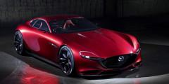 Mazda RX9 Mazda прекратила выпускать автомобили с роторным двигателем еще в 2012 году. В то же время инженеры компании продолжили работать над РПД нового поколения. В 2015 г. был представлен концепт RX-Vision, но затем появилась информация, что наследника у RX-8 не будет. Ситуация снова поменялась: для нового спорткара запатентован механизм дверей, которые при открывании приподнимаются – это позволяет избежать контакта с бордюром. Есть вероятность, что им оснастят новый концепт, приуроченный к 75-летию первой серийной роторной «Мазды».