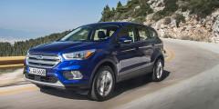 Ford Kuga  Новый Ford Kuga тожепопал врасширенный лимит. В рамках обозначенной «вилки» находится толькоодна комплектация кроссовера:2,5-литровый автомобиль мощностью 150л.с. сАКП. Стоит такой SUV минимум 1399000 рублей.