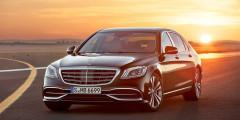 Mercedes-Maybach S 650 (283 500 руб. в год)   За Mercedes-Maybach S 650 и топовый AMG S65 c 630-сильными моторами придется заплатить внушительный транспортный налог — 283500 рублей. Это больше, чем, например, за Rolls-Royce Phantom и Bentley Mulsanne. Налоговая нагрузка на менее мощные версии «Майбаха» и S-Сlass будет не такой серьезной — они попадают в категорию с меньшим повышающим коэффициентом. Седан S 450 с мотором V6 (367 л.с.) придется заплатить 110 тыс. руб., а за седан S 560 с V8 (469 л.с.) — 140700 рублей.