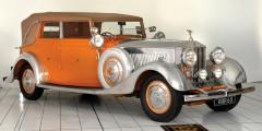Один из самых известных Rolls Royce стал Phantom II, заказанный в 1934 г. махараджей Раджкота Такором Сахибом Бахадуром. В соответствии с экстравагантным вкусом владельца, кузов кабриолета окрасили в цвет шафрана, алюминиевые крылья и капот отполировали до блеска. Машину назвали «Звезда Индии» в честь самого крупного сапфира. В 2009 г. автомобиль выставляли на аукцион за астрономическую сумму – 14 млн долл. (841 млн руб. по курсу ЦБ). Но позже ее приобрел внук того самого махараджи всего за 850 тыс. долл. (51 млн рублей).